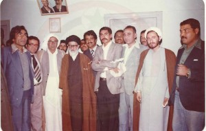 Ahwazi delegation To Tehran  May 1979 - 2