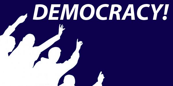 Bilderesultat for دمکراسی