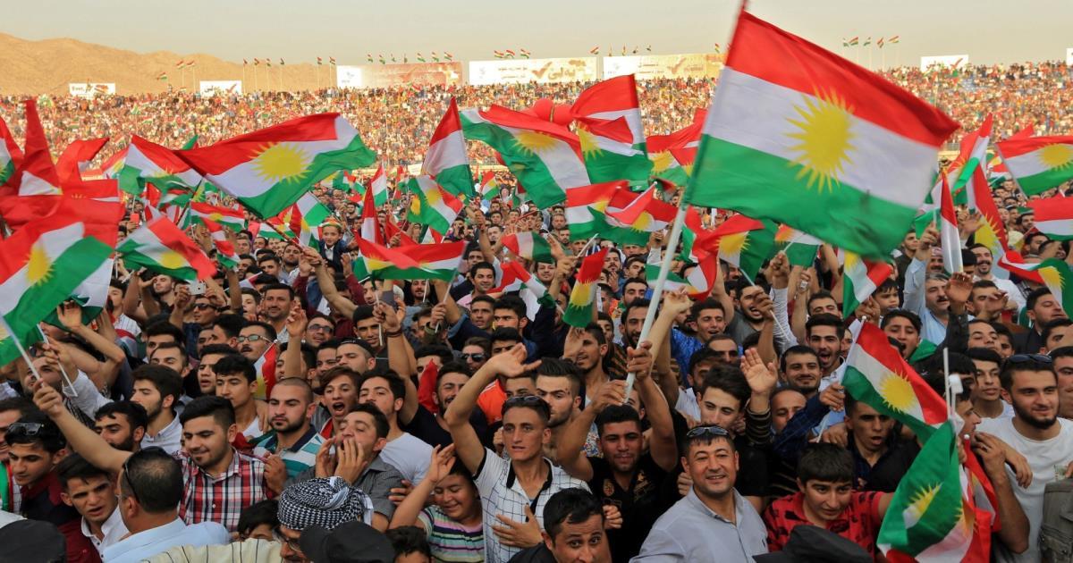 احتفال الكرد في العراق