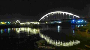 Ahwaz white bridge2