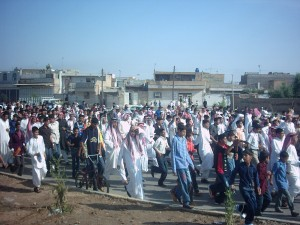 Ahwazi Arab Demo 2005