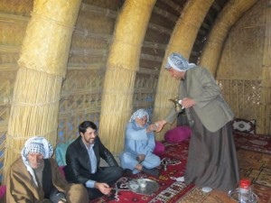 Arabic Modhif in Ahwaz