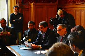 Y Azizi In UK Parliament